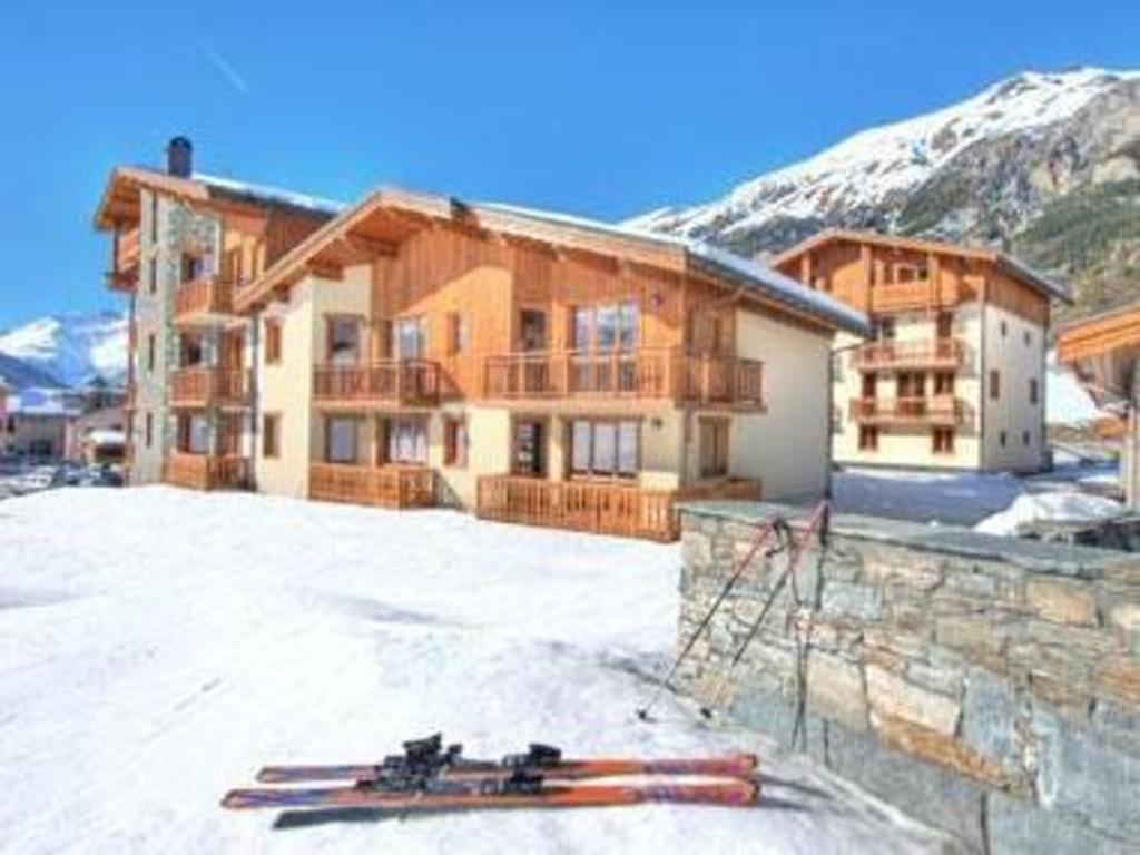 Residence Les Balcons De Val Cenis Village In Lanslebourg