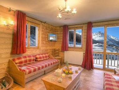 2-Room Apartment + Cabin - 3/5 People