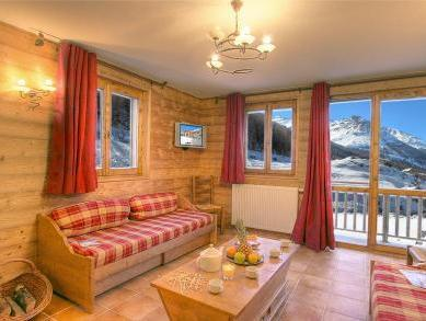 2-Room Apartment + Cabin - 4/6 People