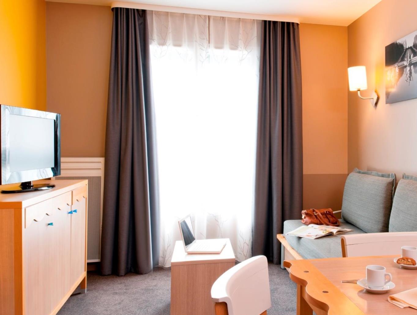 Adagio Marne La Vallee Val D Europe Aparthotel in Paris