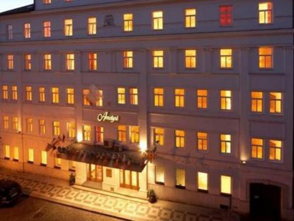 More about Ametyst Hotel Praha