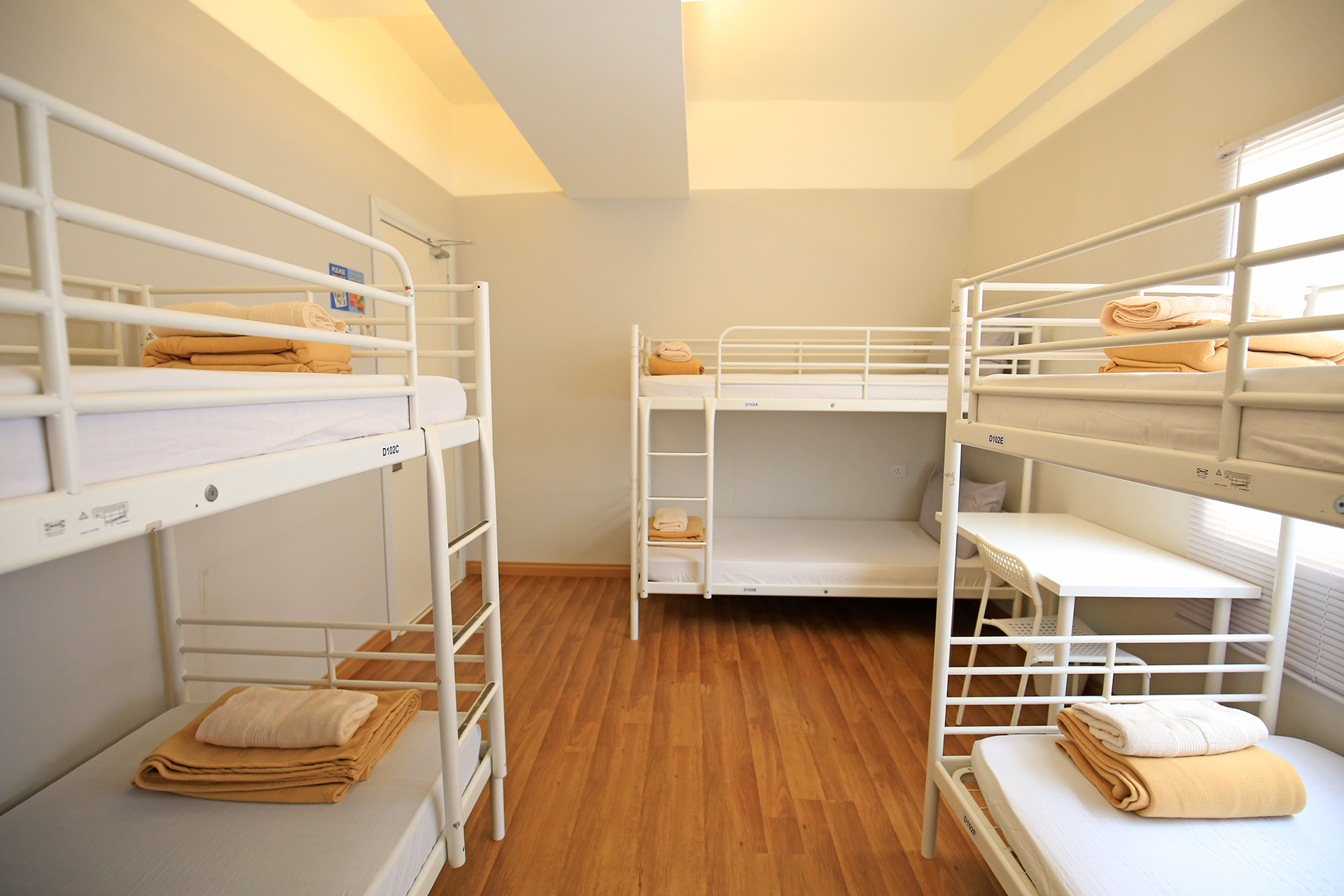 Dormitory 8-Bed
