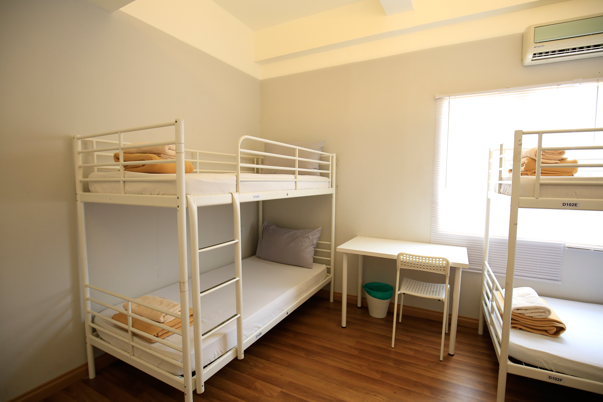 Dormitory 4-Bed