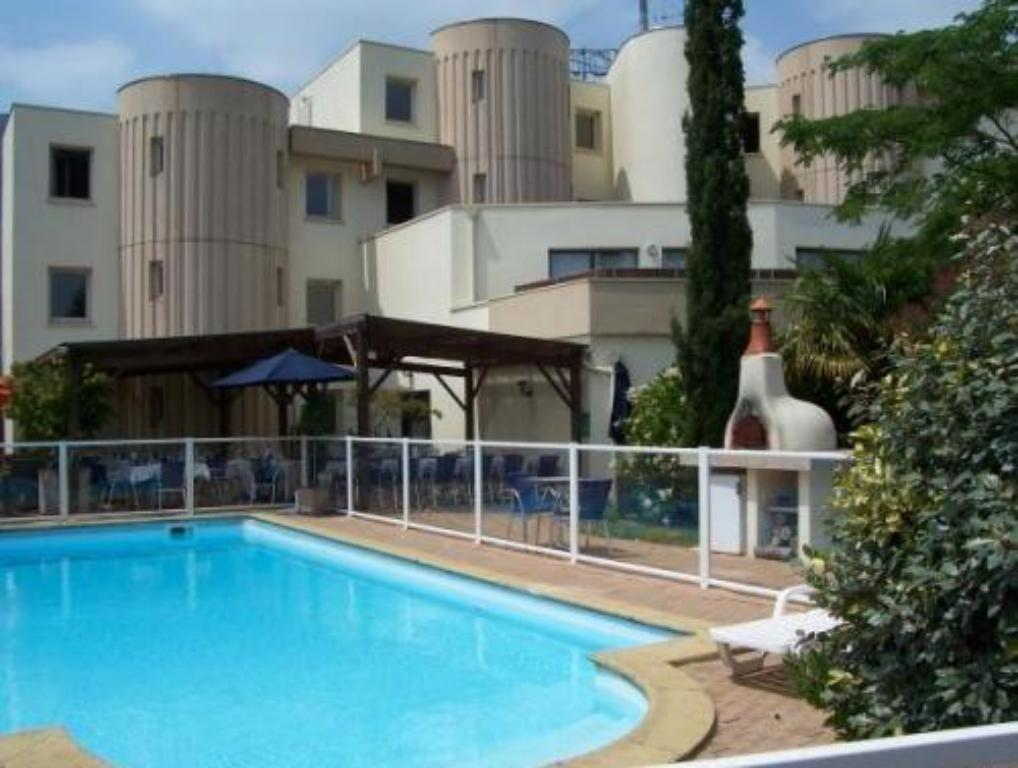 Brit Hotel Angers Parc Expo  LAcropole Angers France