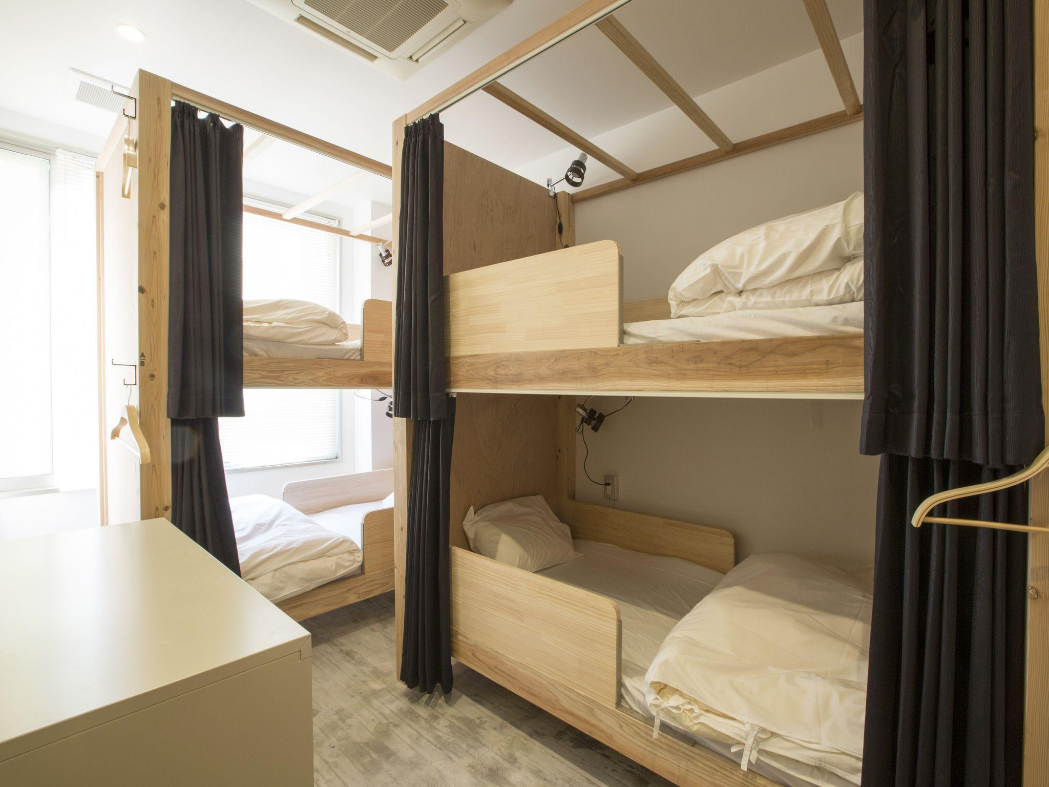 Mixed Dormitory 4-Bed