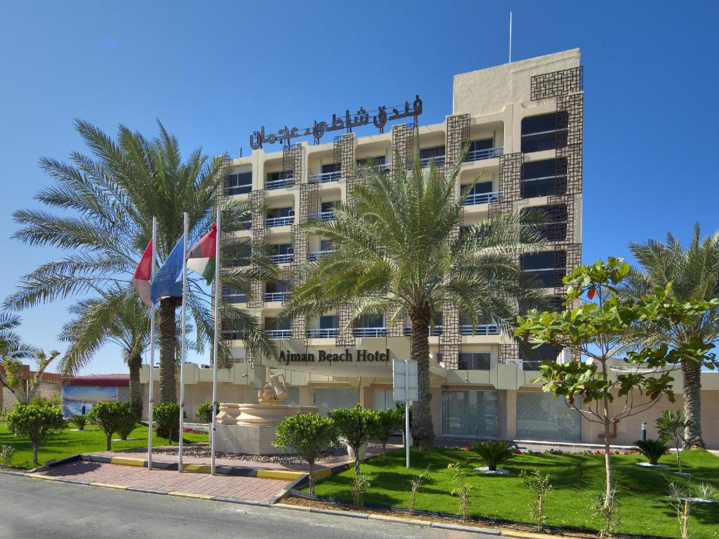 More about Ajman Beach Hotel