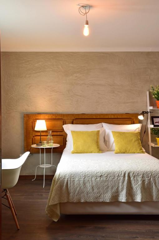 Tweepersoonskamer - Bed Mercearia D'Alegria Boutique B&B