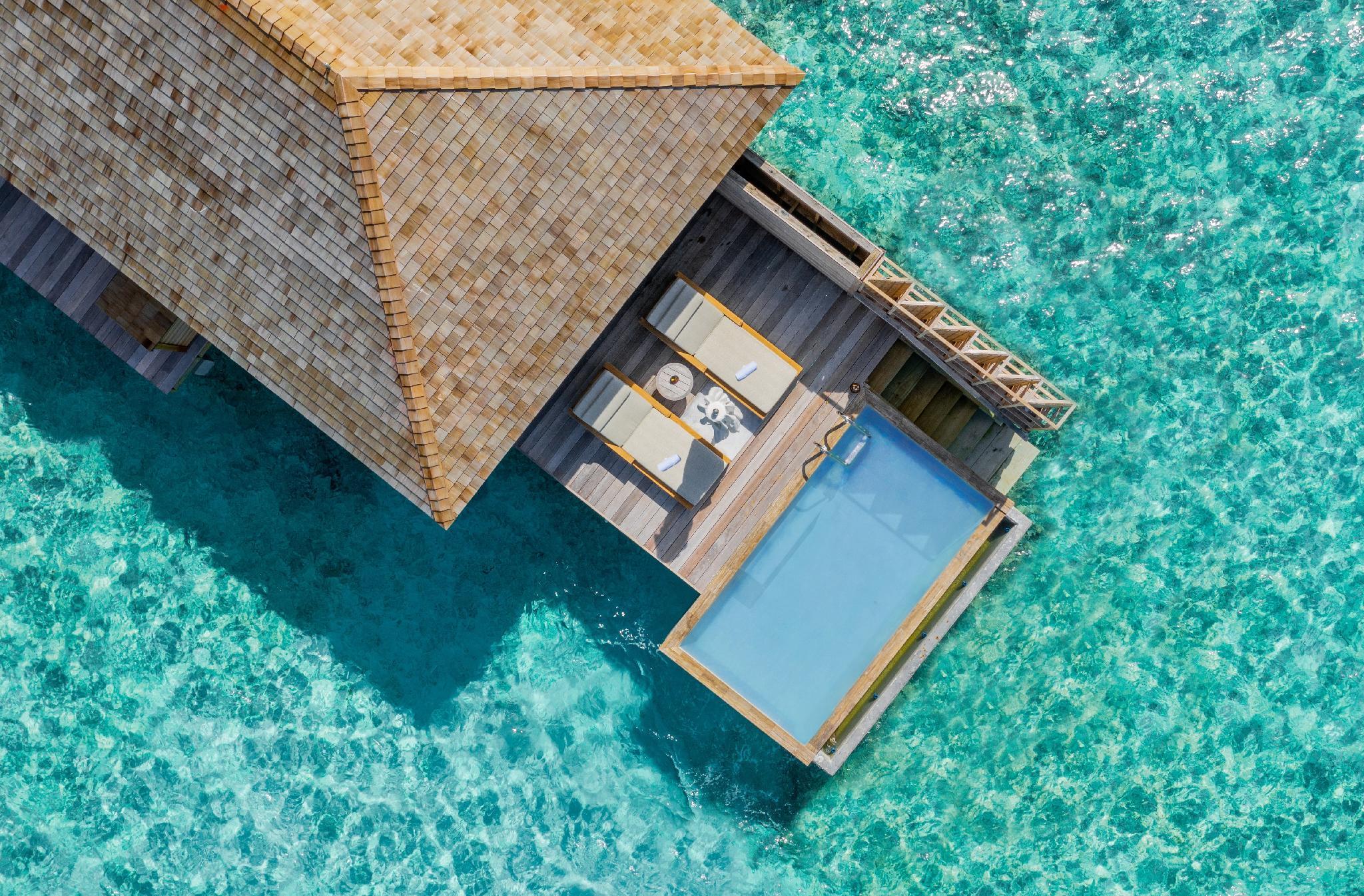 Kagi Maldives Spa Island جزر المالديف احصل على لائحة أسعار 2021 ومع إلغاء مجاني