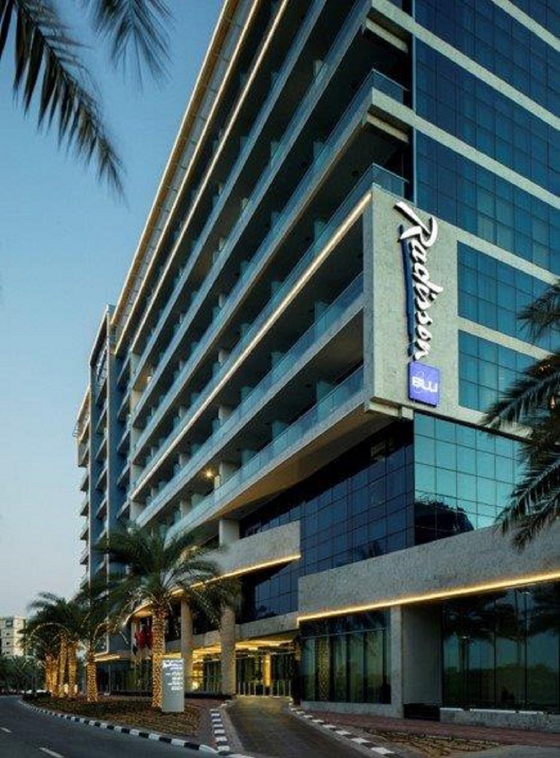 Radisson Blu Hotel Apartments Dubai Silicon Oasis دبي حجز رخيص ...