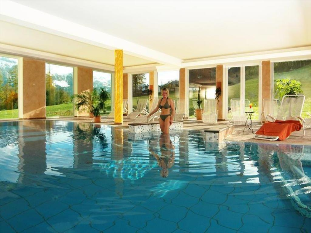 Swimming pool Aktiv und Wellnesshotel Reissenlehen