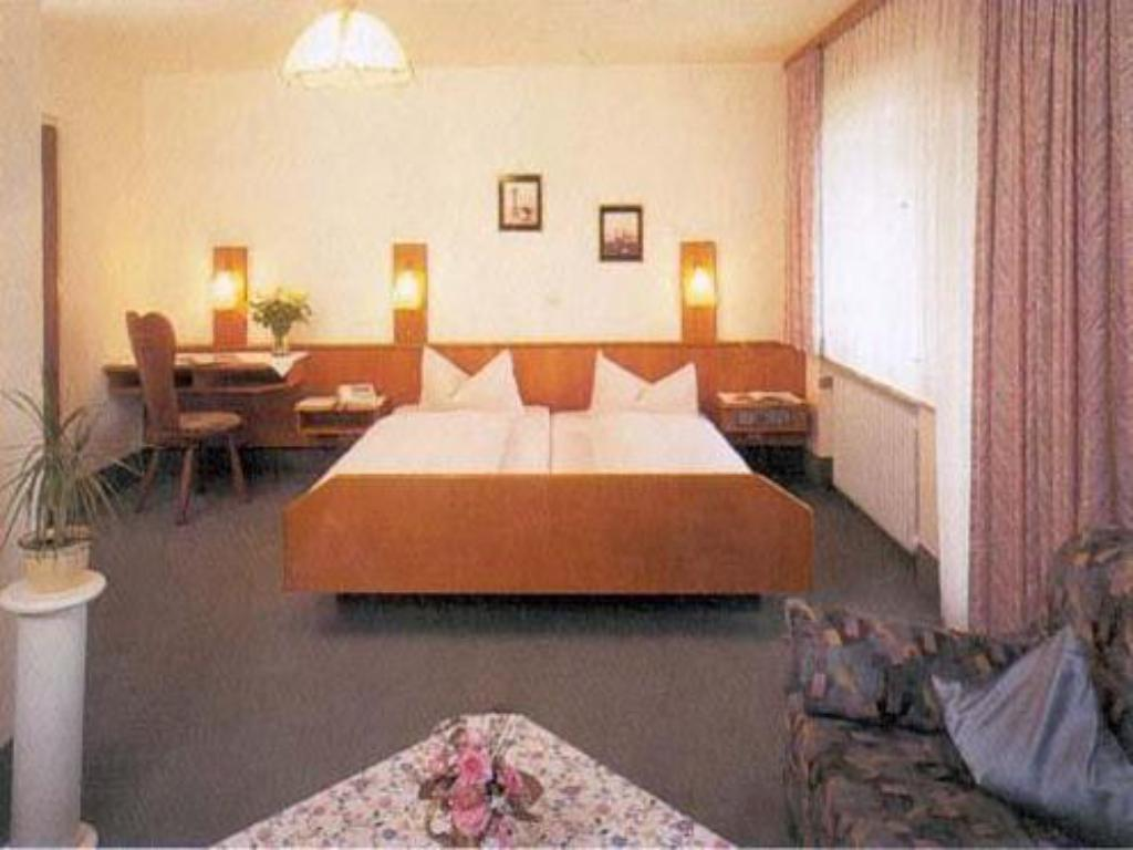 Single Room Bodenseehotel Krone
