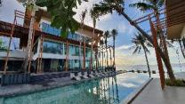 Eco Cozy Beachfront Resort Chaam