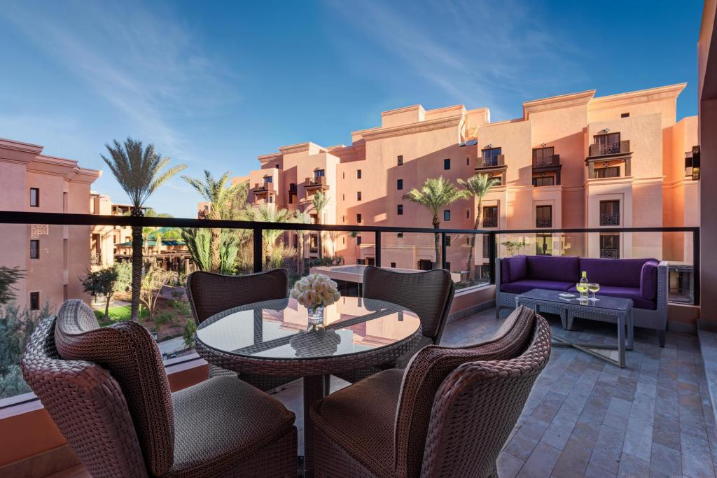 Superior King - Vista/Panorama Movenpick Hotel Mansour Eddahbi Marrakech