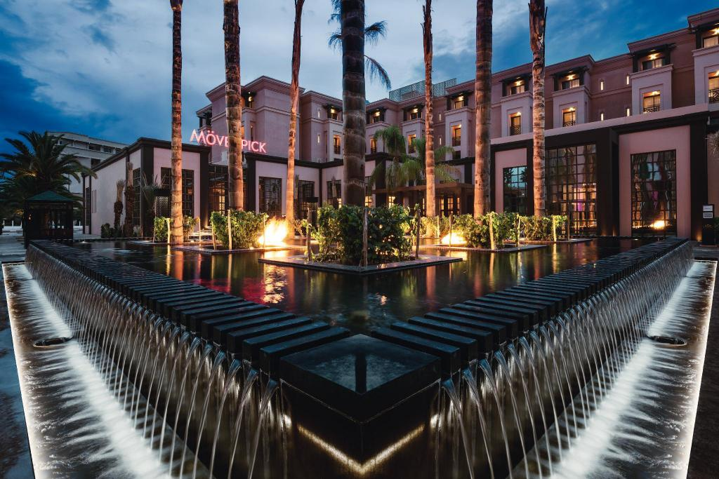 More about Movenpick Hotel Mansour Eddahbi Marrakech