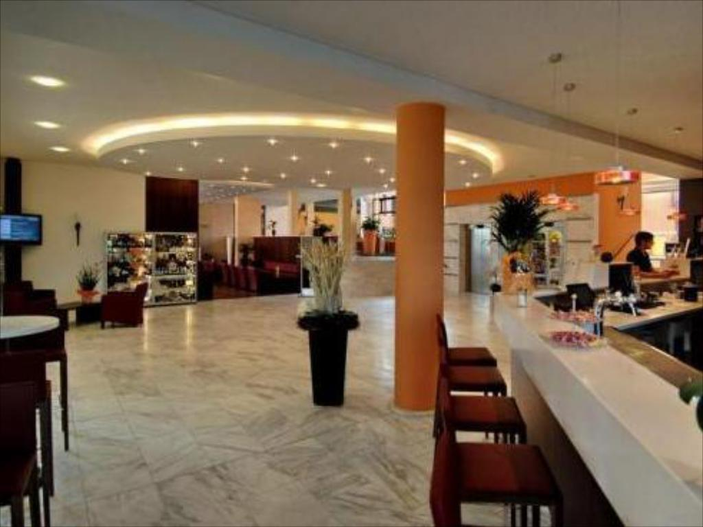Lobby Best Western Plus Hotel am Vitalpark