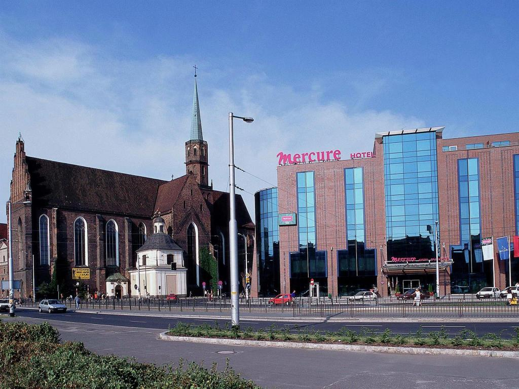 More about Hotel Mercure Wroclaw Centrum
