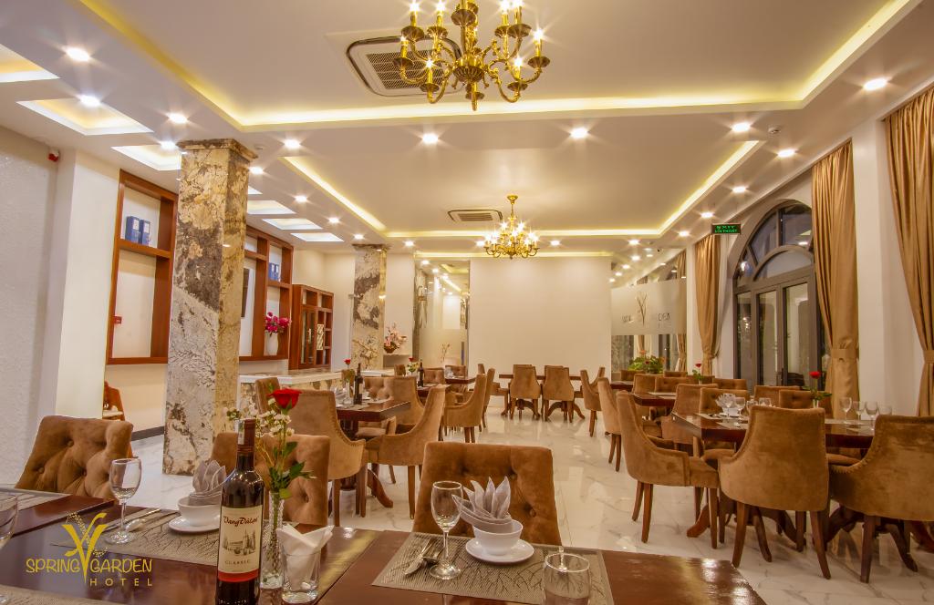 Spring Garden Hotel Lk In Huyen Long Khanh Room Deals Photos Reviews