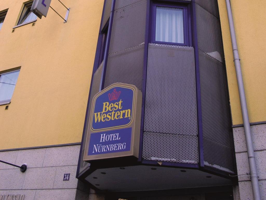 Best western hotel nurnberg am hauptbahnhof n rnberg ab for Hotel nurnberg hauptbahnhof