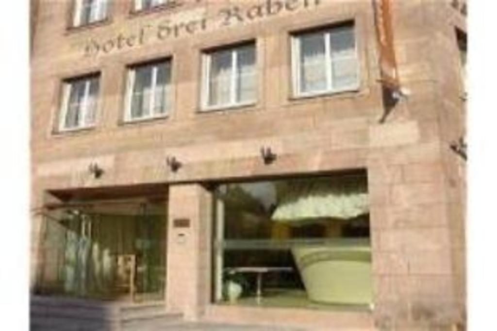 best price on hotel drei raben in nuremberg reviews. Black Bedroom Furniture Sets. Home Design Ideas