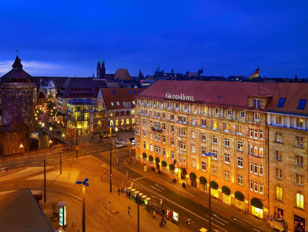 le m ridien grand hotel nuremberg in germany room deals
