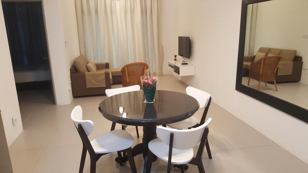 2 Bedroom Apartment - Interior view My Home @ Golden Hills Apartment