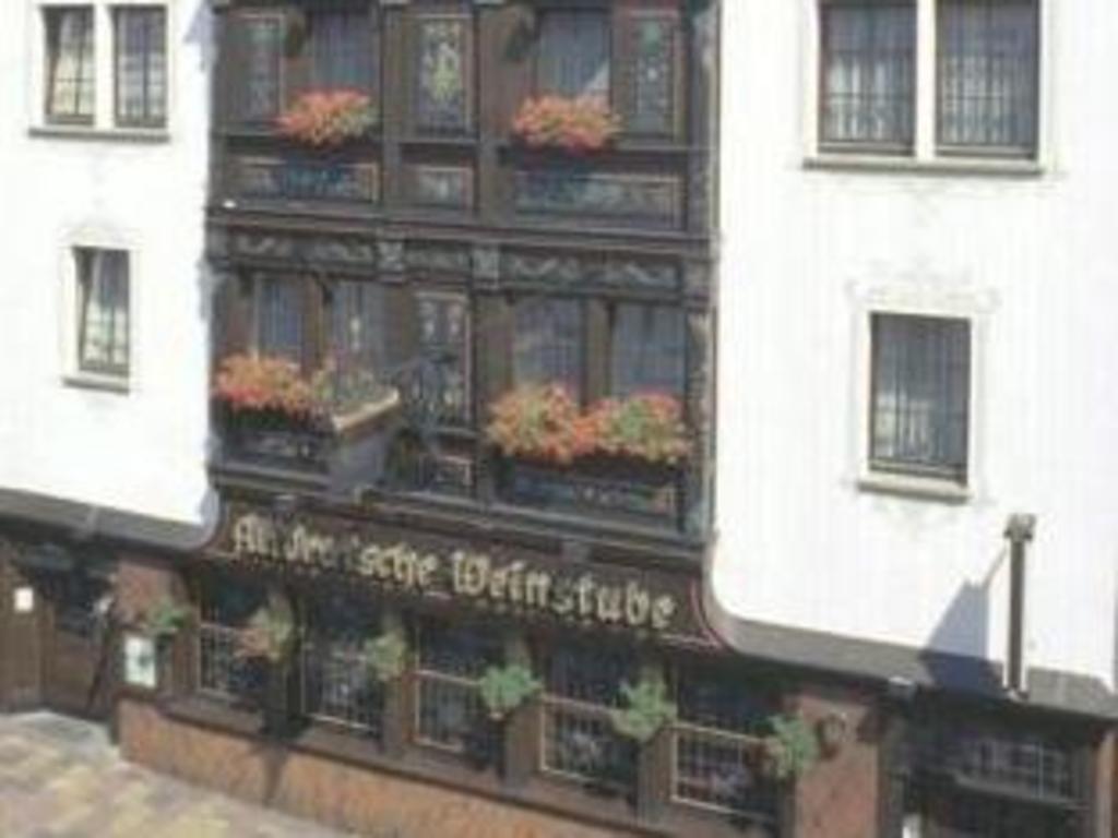 Altdeutsche Weinstube Superior Hotel Rudesheim Am Rhein