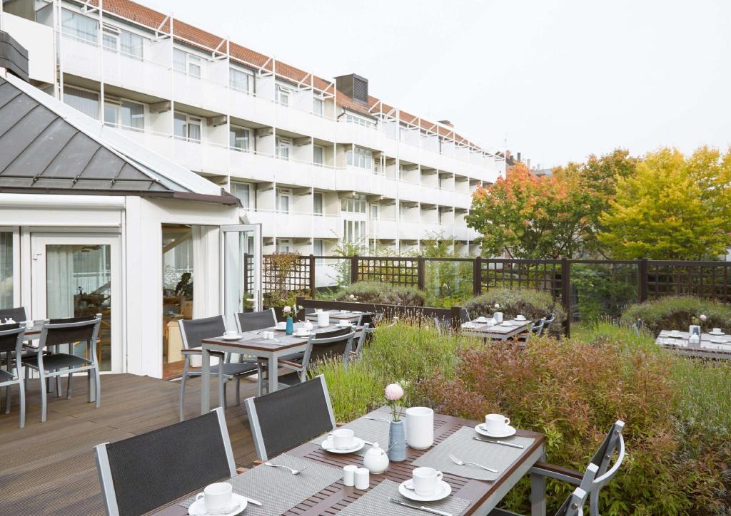 living hotel nuernberg by derag