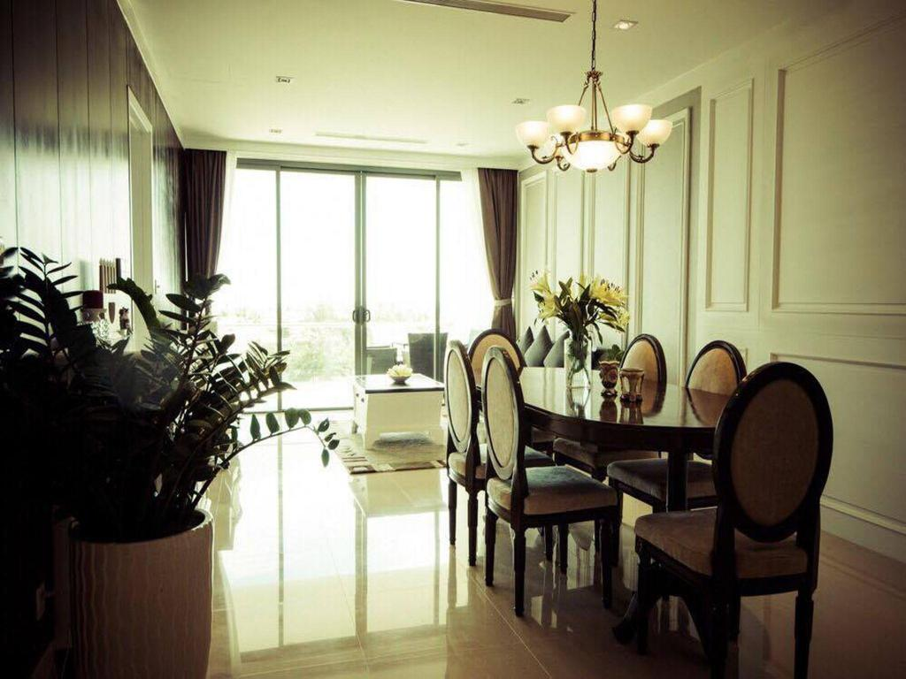 酒店内饰 Ocean Apartments Danang