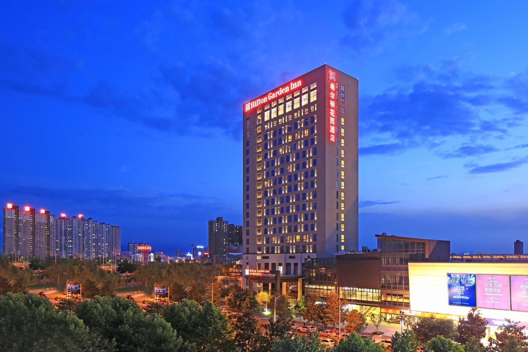 More About Hilton Garden Inn Xiu0027an High Tech Zone