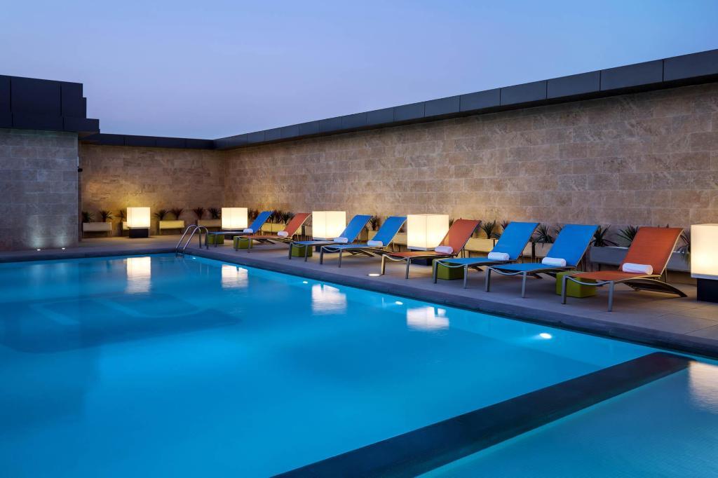 Best price on aloft riyadh hotel in riyadh reviews - Hotels in riyadh with swimming pools ...