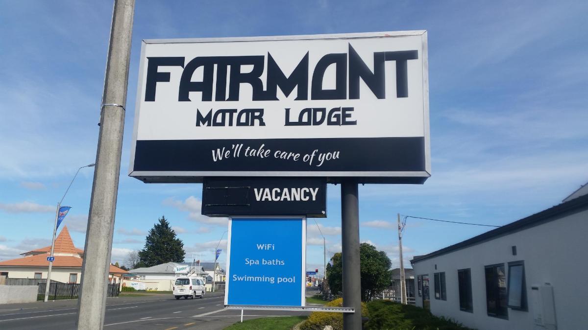Fairmont Motor Lodge Motel (Hastings) - Deals, Photos & Reviews