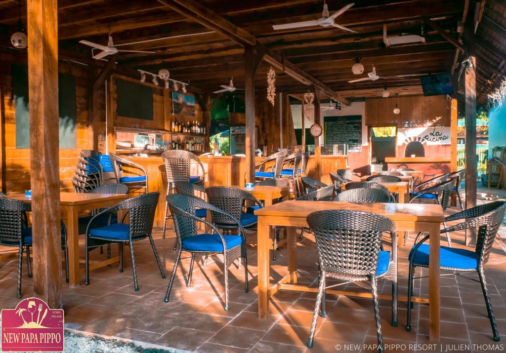 Restaurant New Papa Pippo Resort