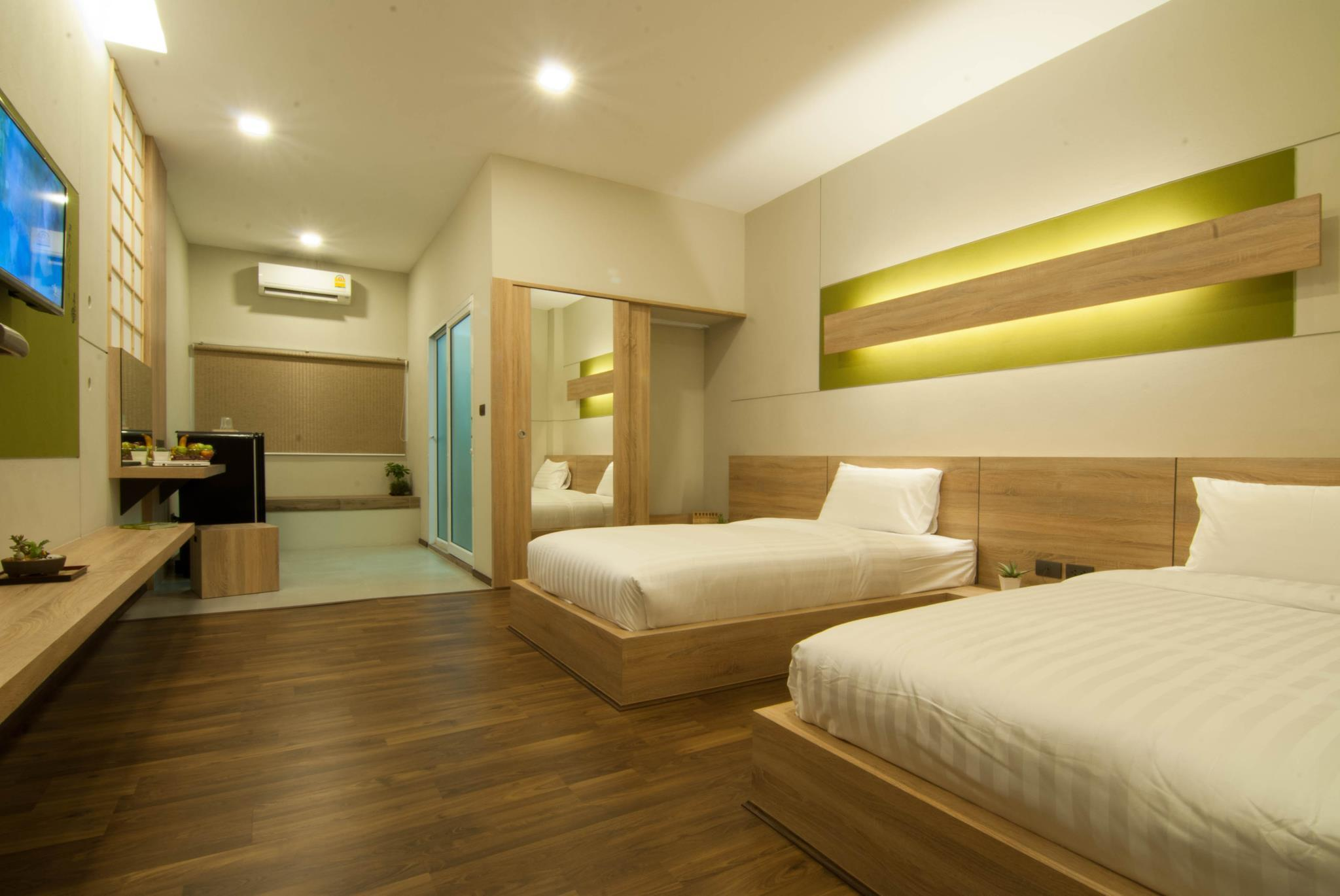 The Zenith Residence Hotel in Nakhonratchasima - Room Deals, Photos ...
