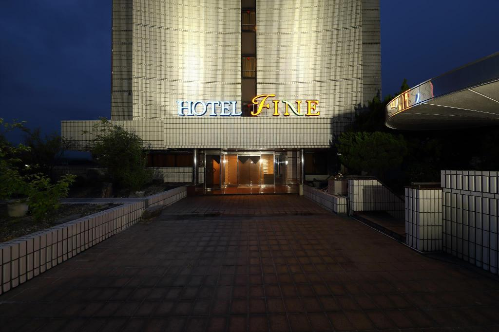 Hotel Fine Garden Ritto Free Parking - Adult Only