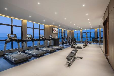 Fitness center Somerset Yangtze River Chongqing