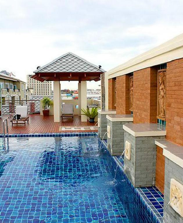 Swimming pool [outdoor] D Apartment 1