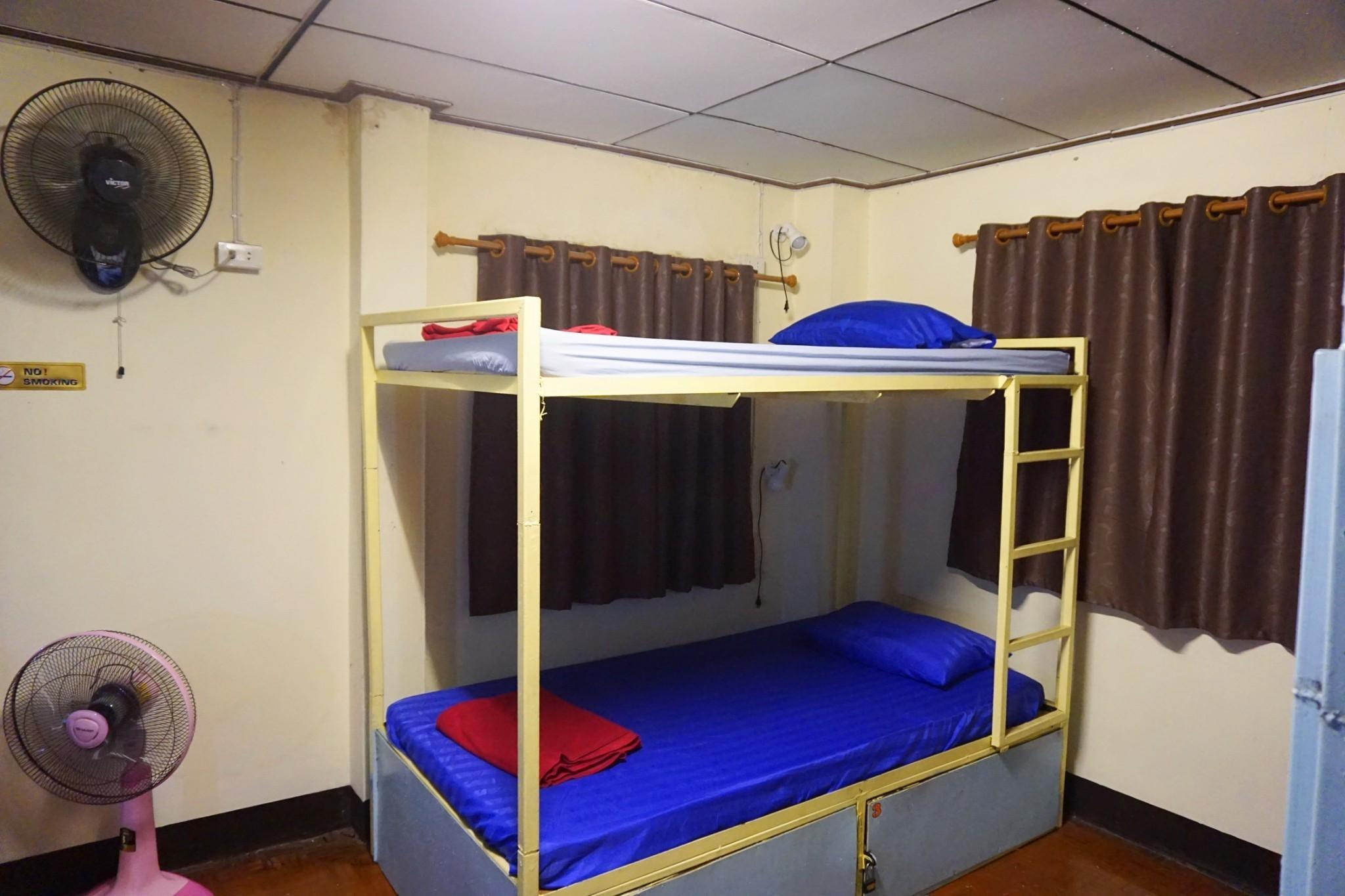 Dormitory with Bunk Beds, Shared Bathroom and Pocket Wi-Fi