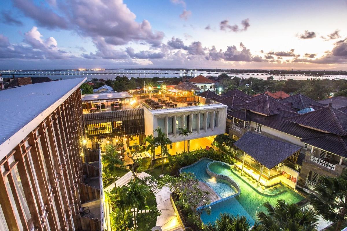 The Lerina Hotel Balibali Promo Harga Terbaik House Of Julia Bantal Tidur Asli
