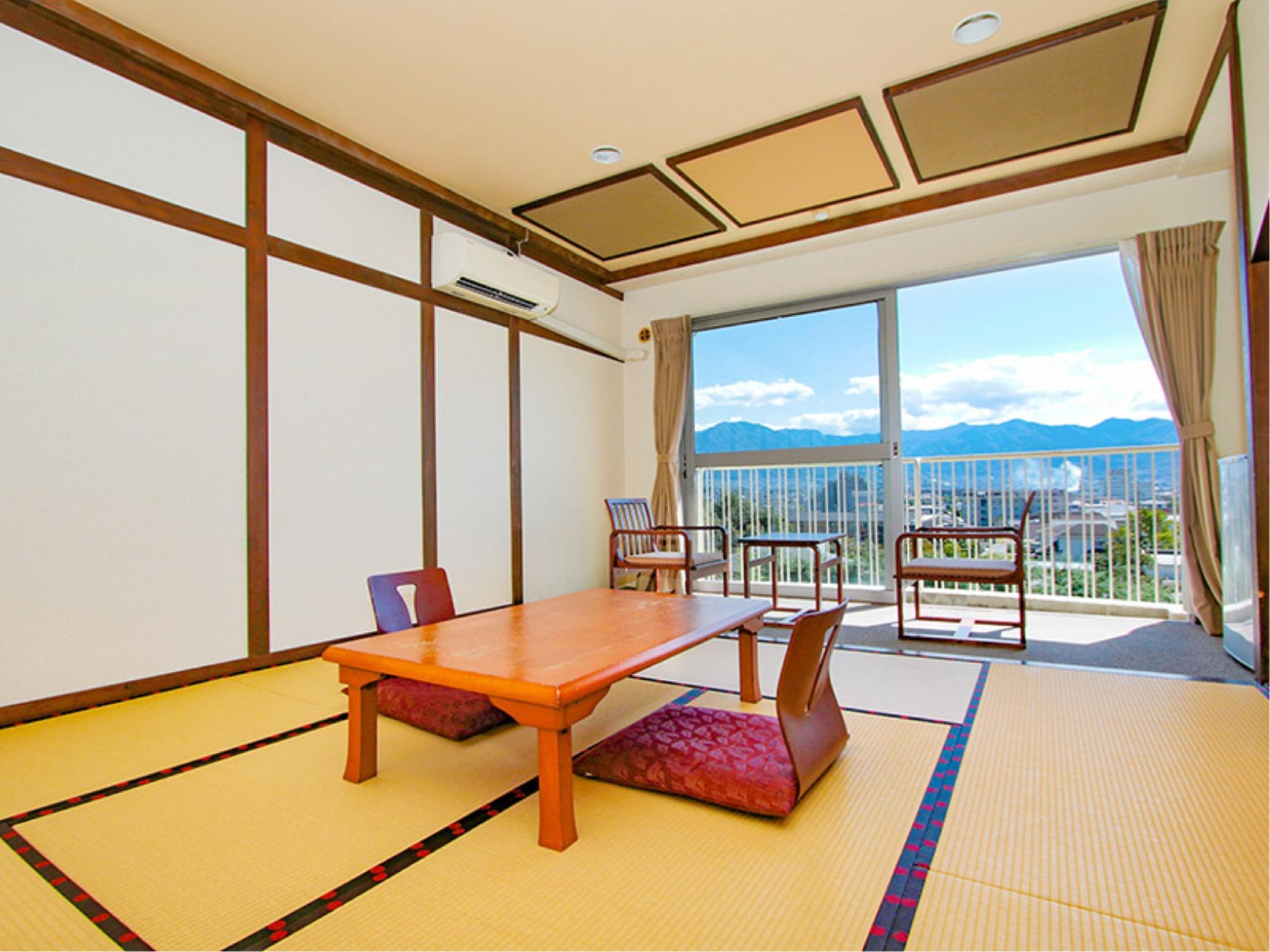 和室10畳 禁煙(景観指定無) (Japanese-style Room *View not designated)