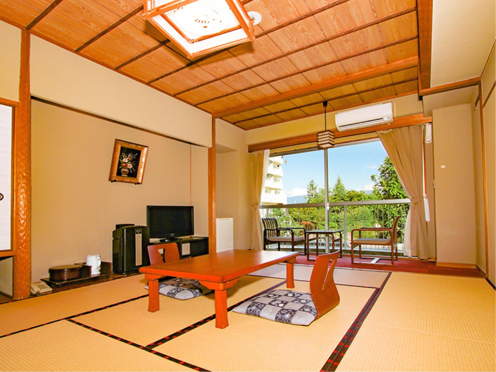 和室10畳 喫煙(景観指定無) (Japanese-style Room *View not designated)