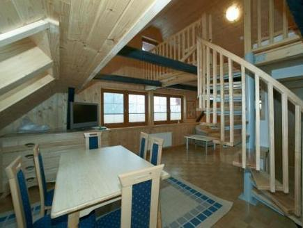 Duplex Studio apartment with Sauna