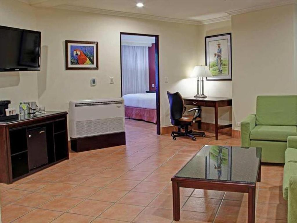 Hotellet indefra DoubleTree by Hilton Hotel Cariari San Jose