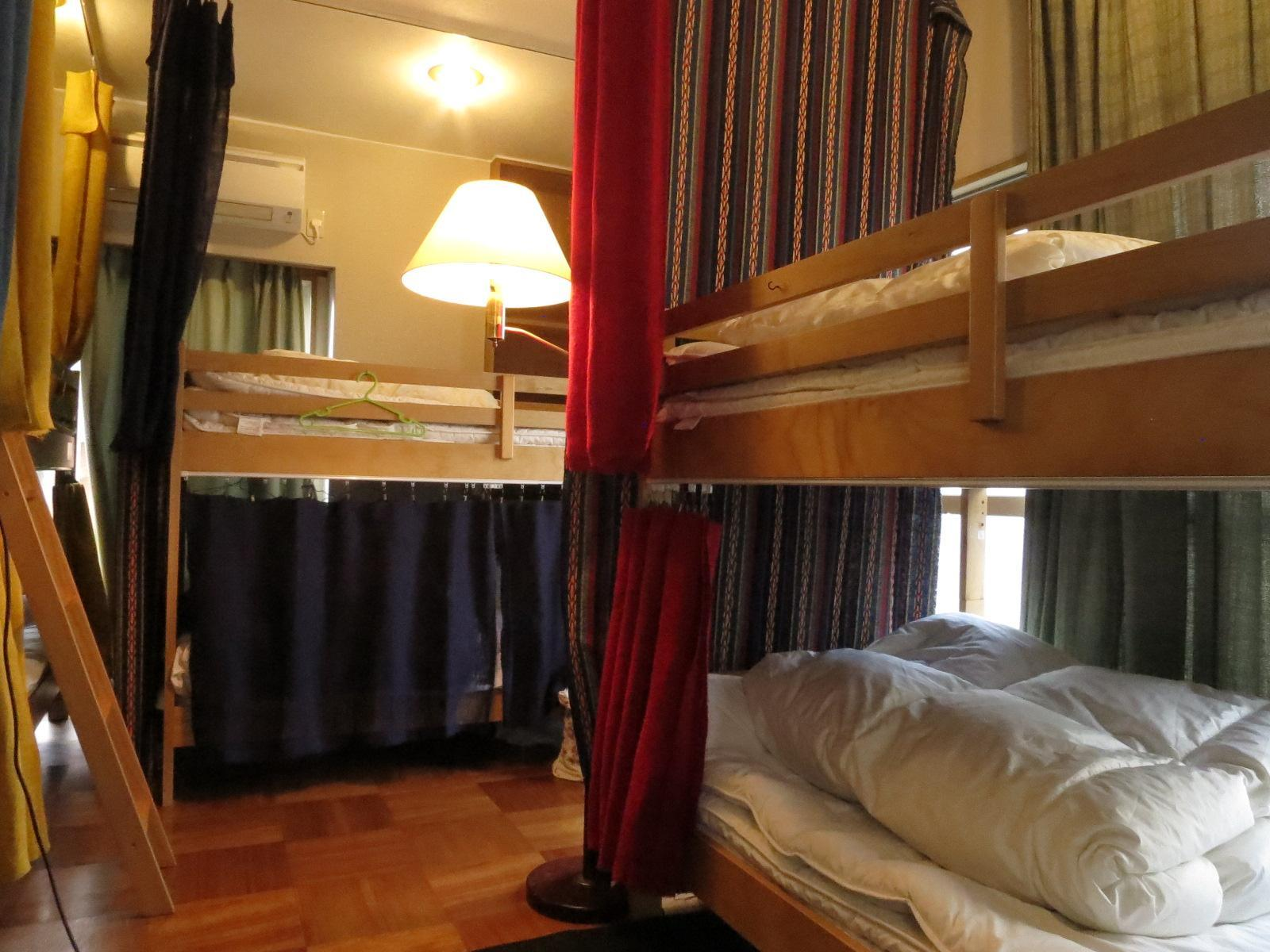 Female 8-Bed Dormitory
