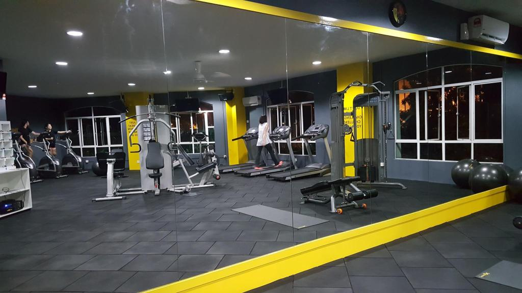 Fitness center Hartamas Regency 2