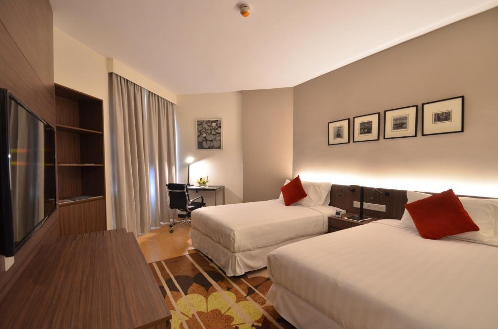 More About Oakwood Hotel And Residence Kuala Lumpur