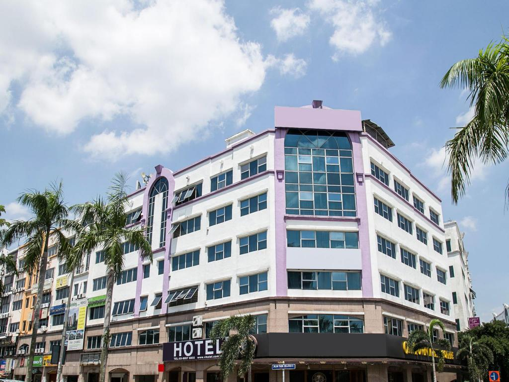 More about OYO 180 V Hotel
