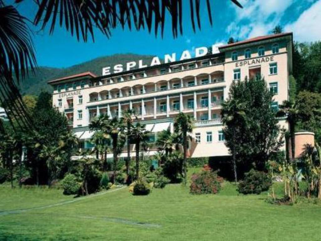 Esplanade Hotel Resort Spa In Locarno Room Deals Photos Reviews