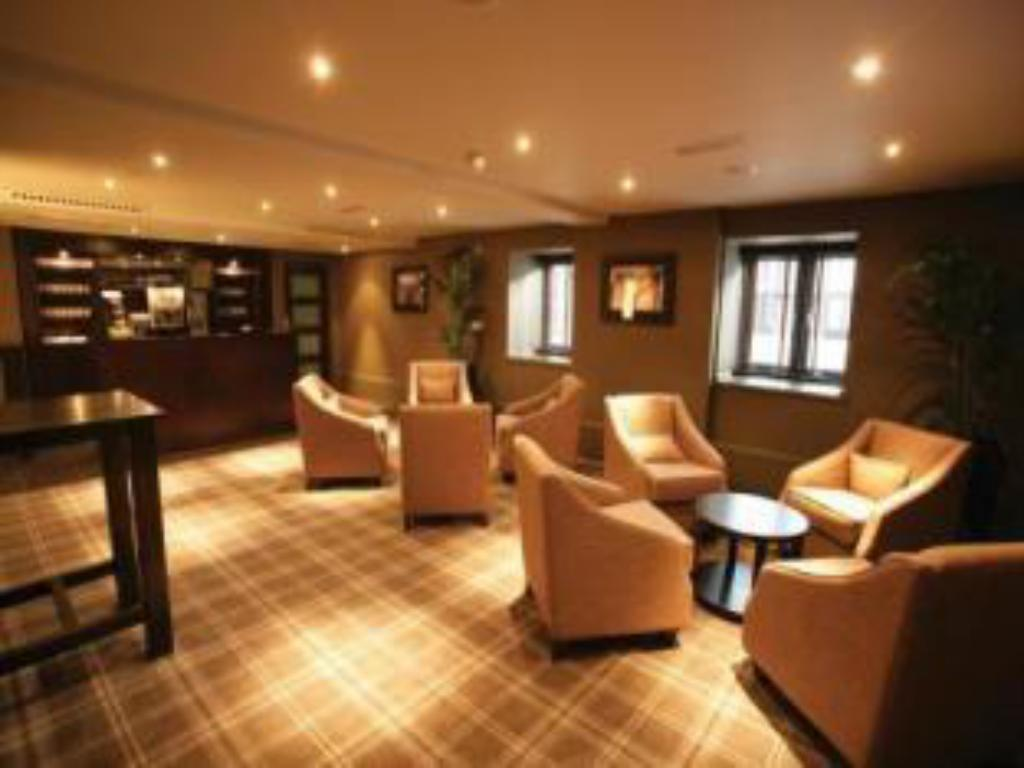 Interior view Village Hotel Manchester Ashton