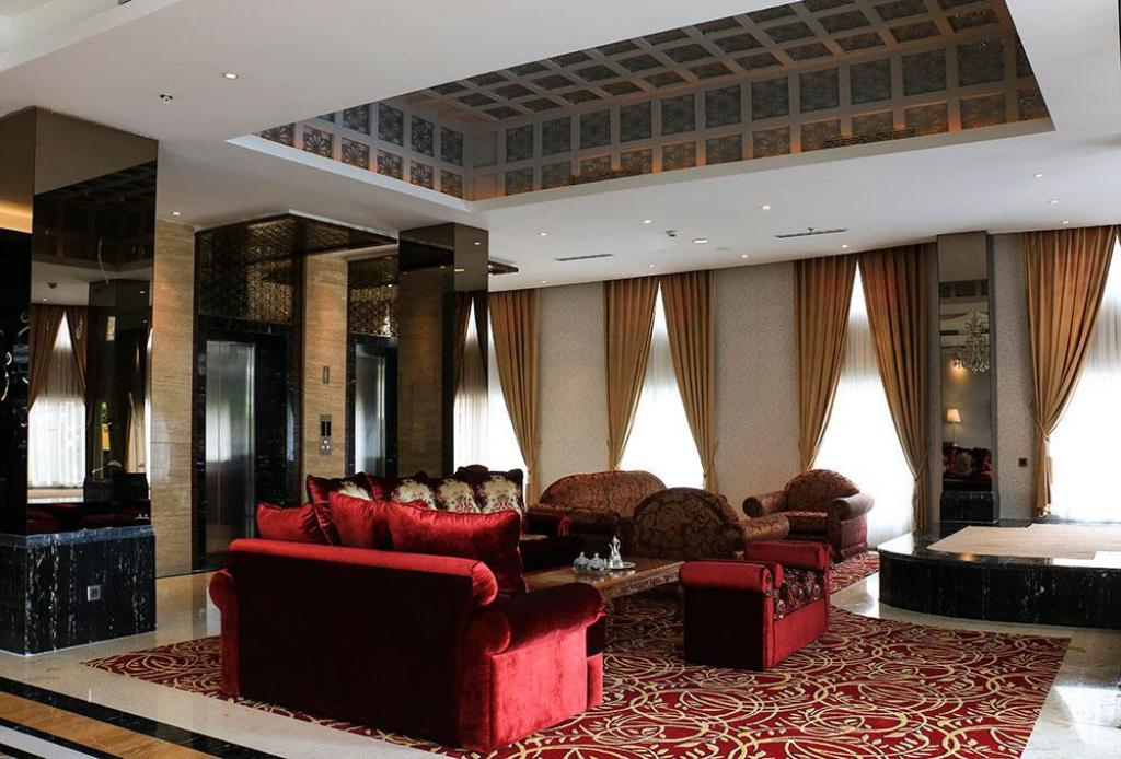Interior view Cinnamon Hotel Boutique Syariah