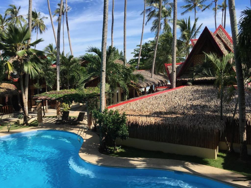 Swimming Pool Outdoor Pyramid Beach Resort